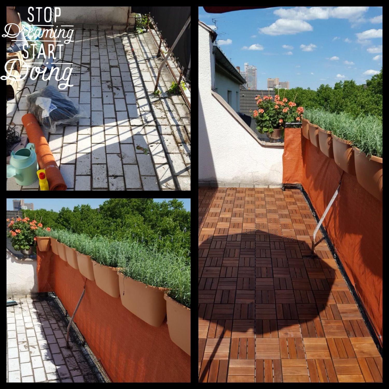 Für jede Ecke passende Gestaltung balkon balkongestaltung