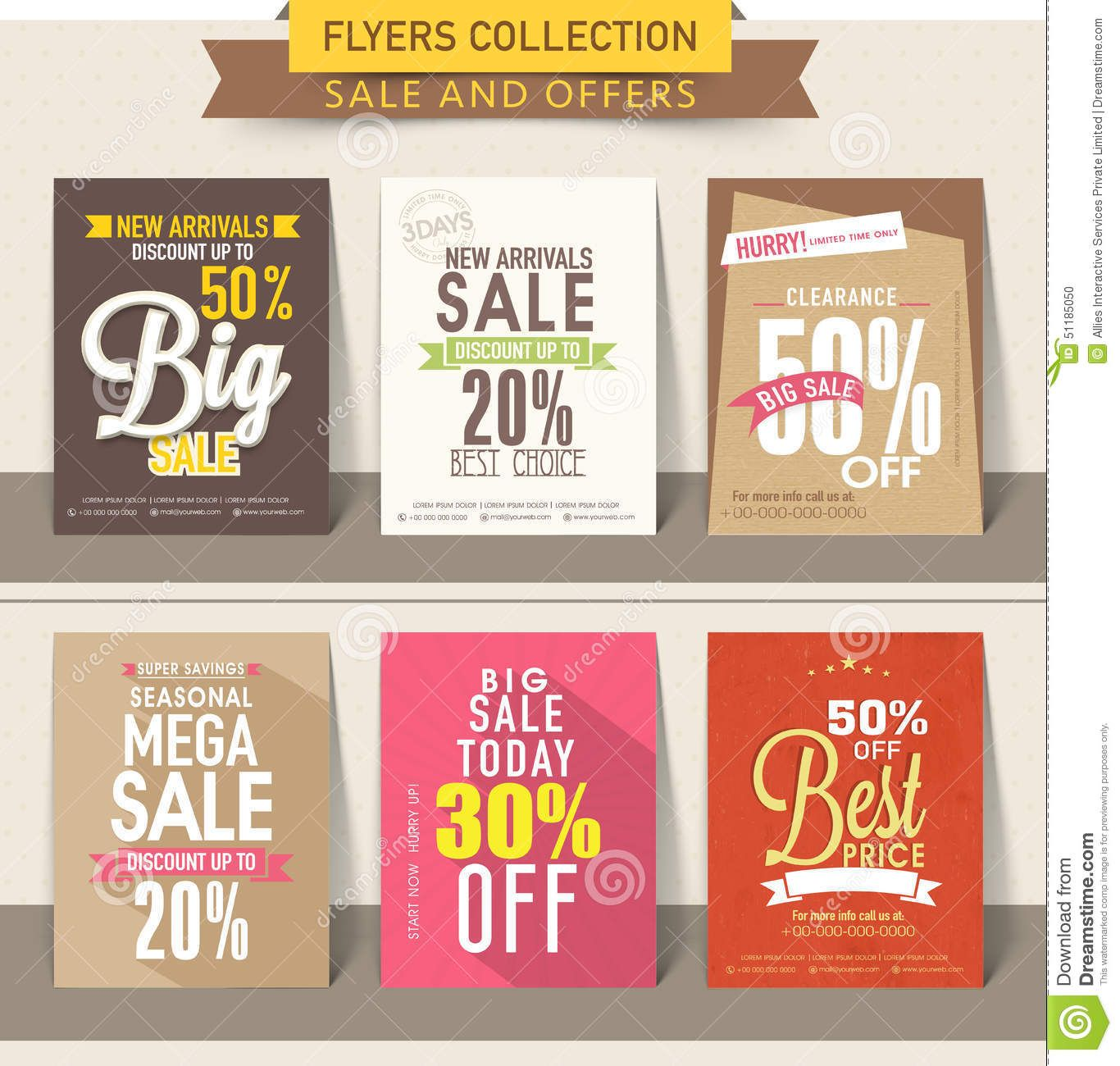 collection sale flyers offers poster banner design big. collection sale flyers offers poster banner design big discount