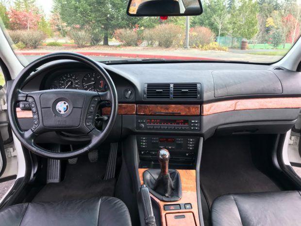 1998 Bmw 540i Sport 6 Speed Bmw Bmw E39 Bmw Wheels