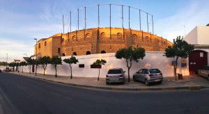 The Osuna bull ring was designed by Anibal Gonzalez in 1904 and seats 6,500 people. The bull ring was the scene of Daznak's Pit in Meereen in the TV show Game of Thrones.