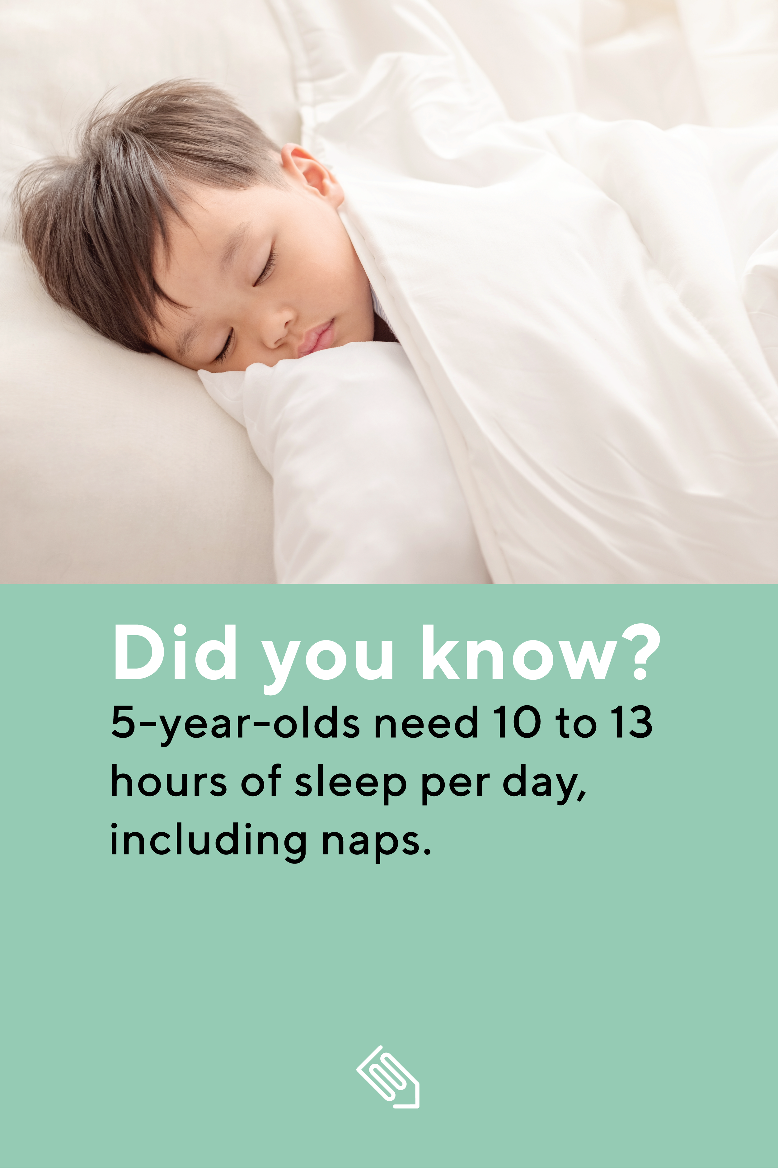 Sleep Is So Important When Your Five Year Old Isn T