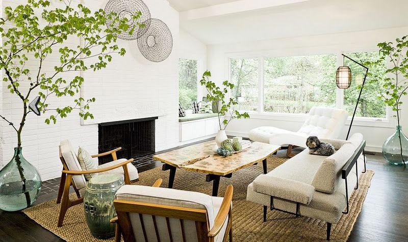 1000+ Images About Rustic Modern Homes On Pinterest | Driftwood ... Ideen Fur Zimmerpflanzen Winterdepression Bekampfen