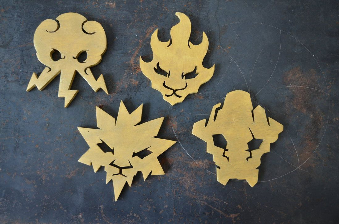 Thereturnofthewill taraf ndan ninjago sembolleri lego for Ninjago zimmer deko
