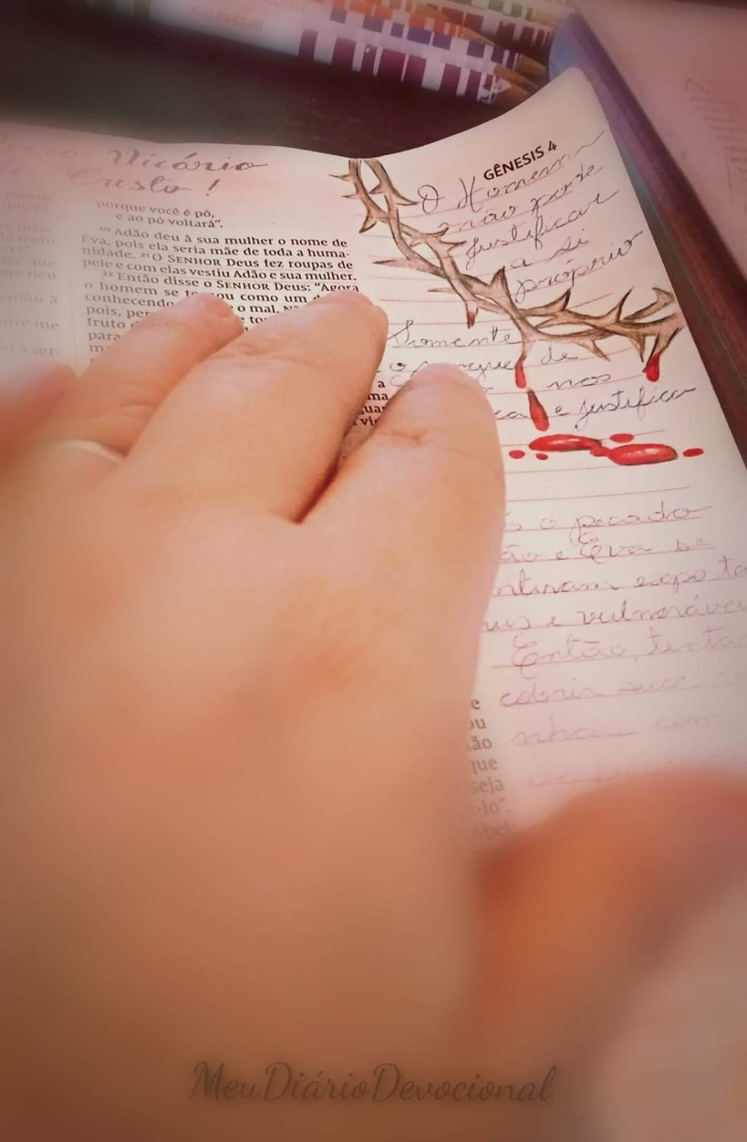 Pin De Valeria Em Minha Biblia Em 2020 Redentor