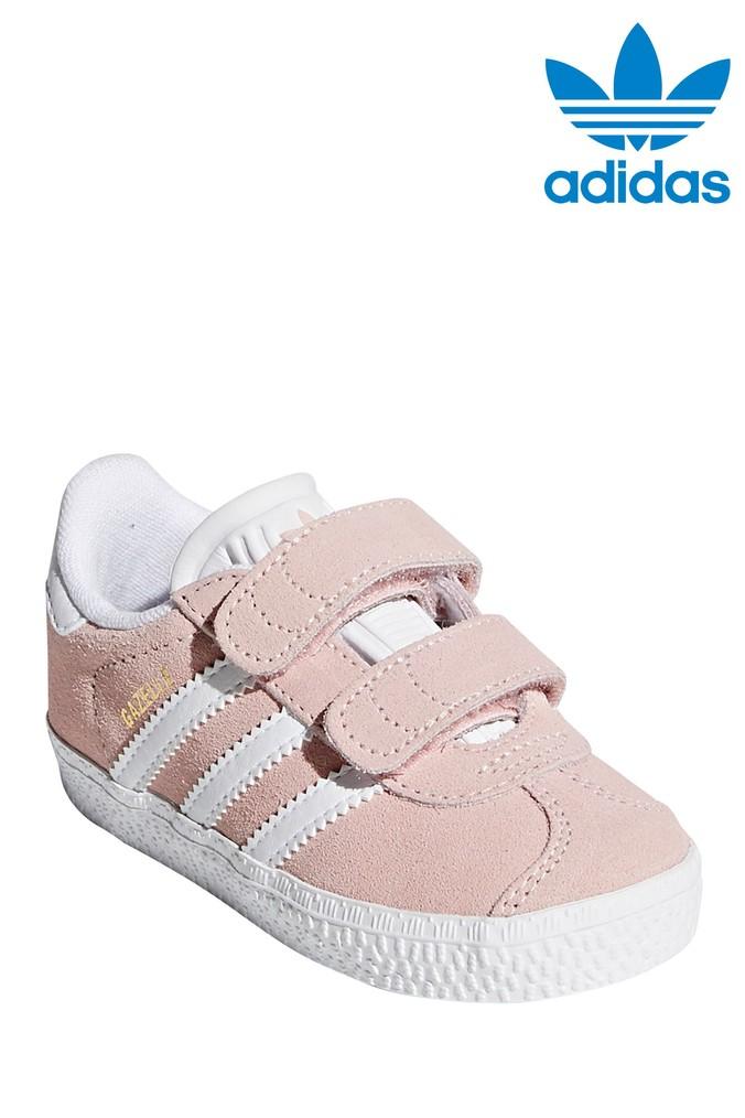 adidas Originals Pink Gazelle Infant
