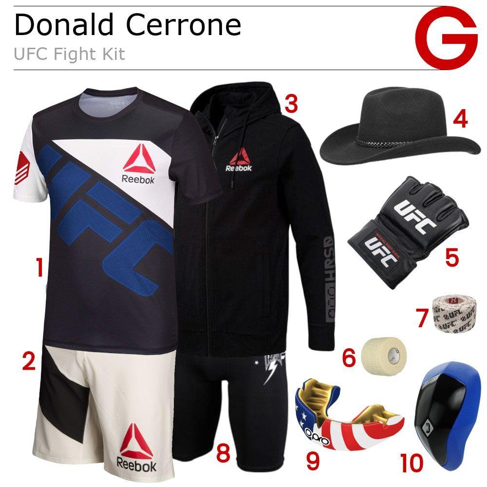Donald Cerrone UFC Fight Kit | Fighting