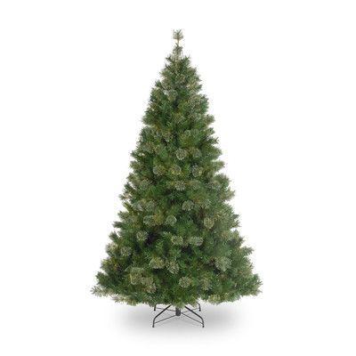Northlight 6.5' Atlanta Mixed Cashmere Pine Medium Artificial Christmas Tree