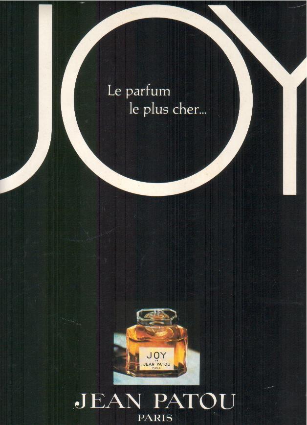 Bildergebnis für joy le perfume le plus cher