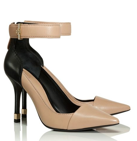 gorgeous Tory Burch pumps on sale! #ToryBurch http://rstyle.me/n/i568hr9te