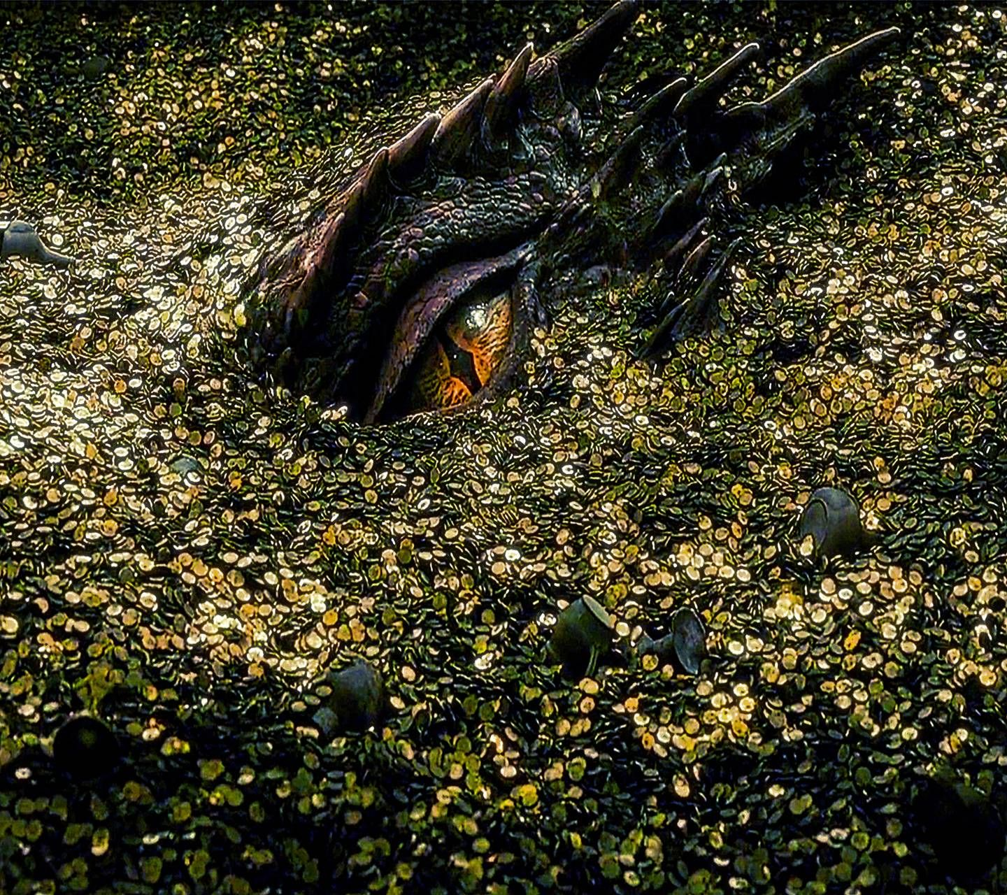 Download Eye Of Smaug Wallpaper By Adydesign E5 Free On Zedge Now Browse Millions Of Popular 2015 Wallpapers And Ri Smaug Godzilla Wallpaper Smaug Dragon