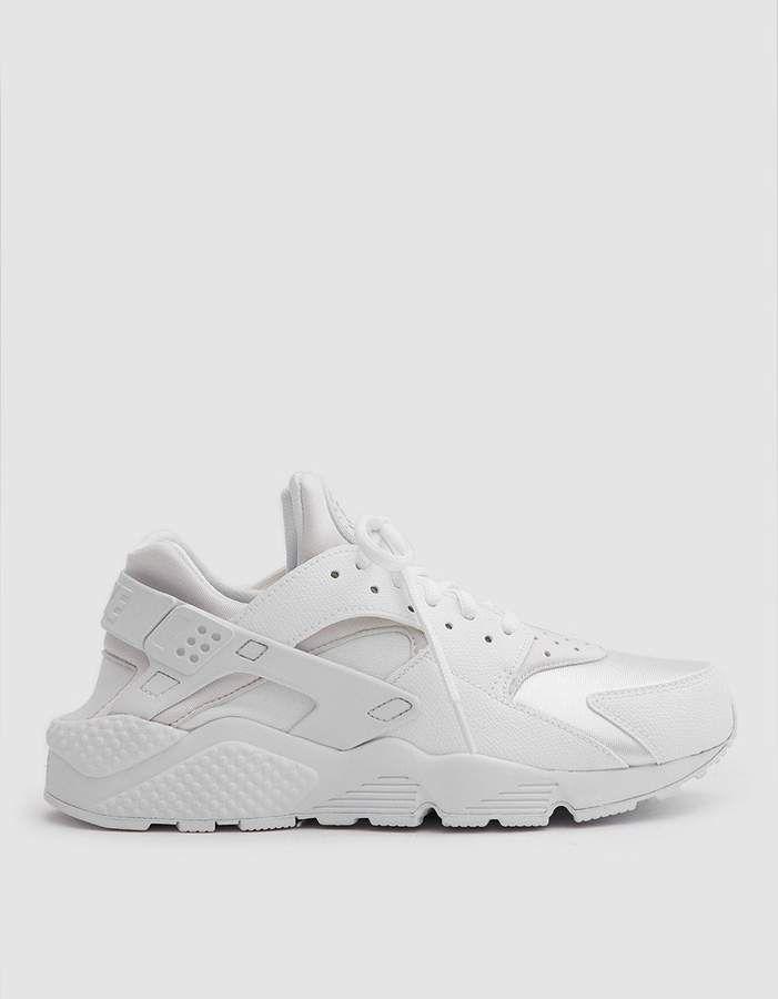 f297c1798bce Nike   Air Huarache Run Ultra in All White in 2019