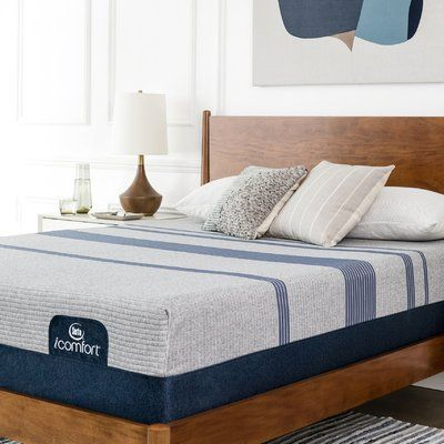 Serta Icomfort Max 3000 14 Plush Gel Memory Foam Mattress And Box