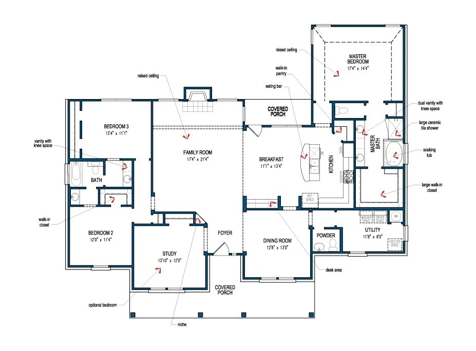 Tilson Blanco My Favorite House Plans How To Plan Dream House Plans