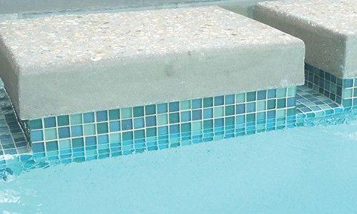 1 Inch Blend Gl Le Tile Supply