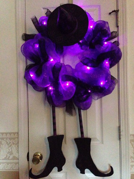 Photo of 40+ amazing Halloween wreaths for front door DIY ideas – ethinify
