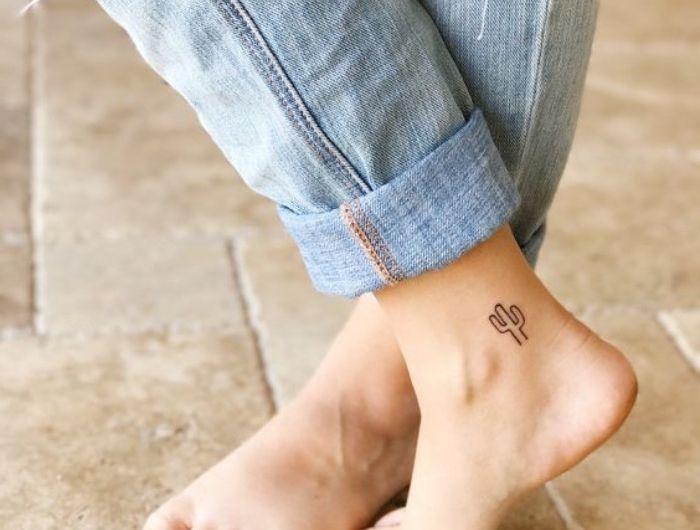 1001 Idees Pour Un Petit Tatouage Minimaliste Et Charmant Petit Tatouage Tatouage Tatouages Simples