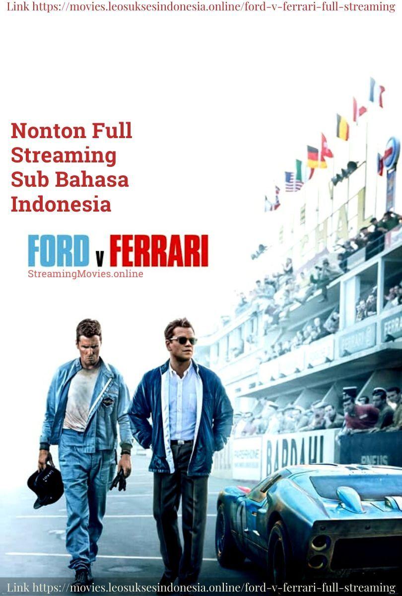 Ford V Ferrari Full Streaming Dengan Gambar Jeremy Renner