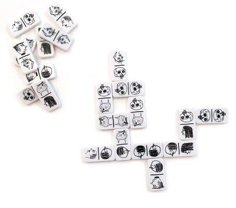 David Shrigley : Dominoes