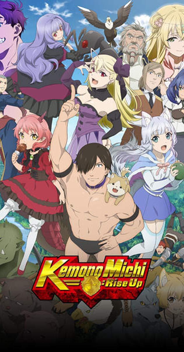 Kemono Michi (TV Series 2019 ) IMDb in 2020 Tv series
