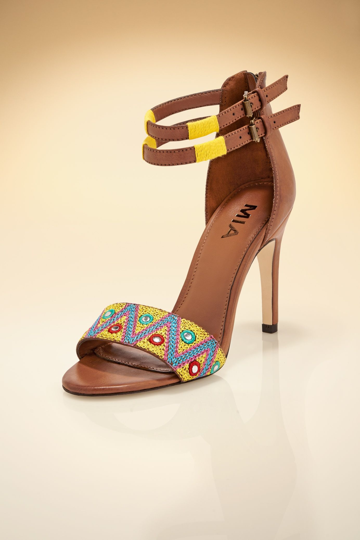 Sexy colorful heel - Boston Proper