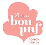 Bon Puf Cotton Candy Candy Logo Sweet Magic Candy Companies