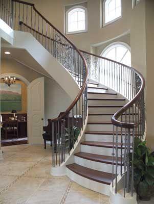 Best Staircase Design Modern Home Minimalist Staircase 400 x 300