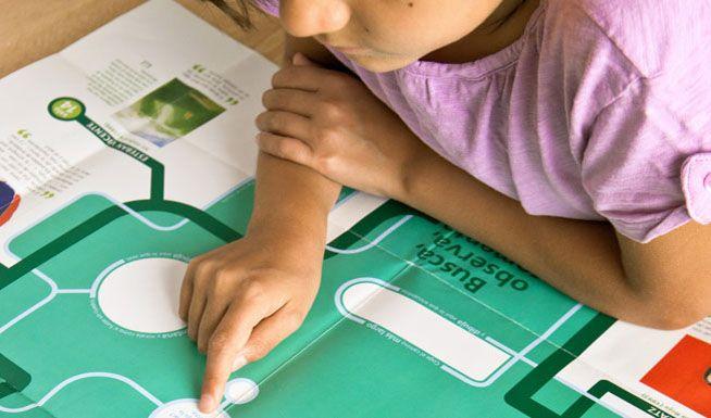Optimastudio. Programa para familias del Museo Reina Sofía