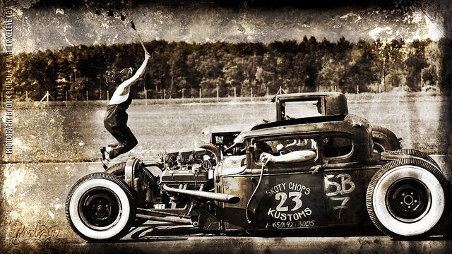 Hot Rod Wallpaper 27 Imac By The Pixeleye Hot Rods Cars Muscle Hot Rods Rat Rod