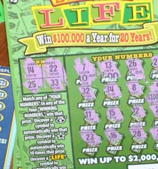 Lawmakers Seek To Limit #Lottery Scratch-Off Games #SPB...