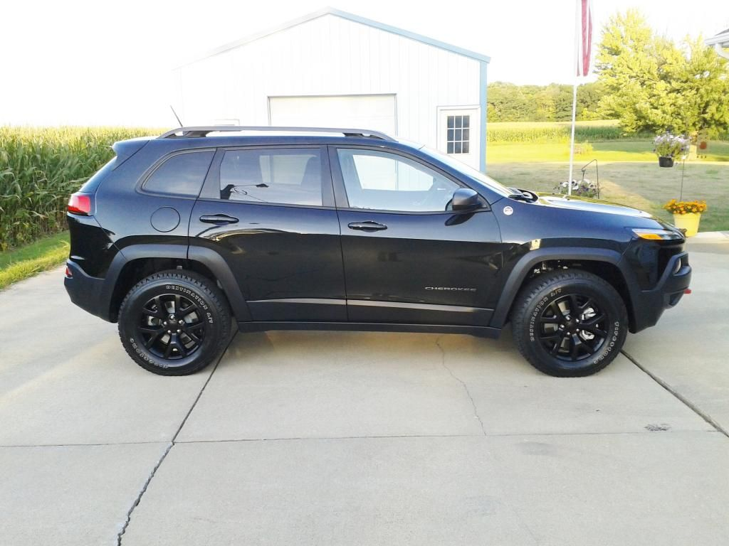 "blacked-out jeep cherokee - google search | my ""hot stuff"" bride"