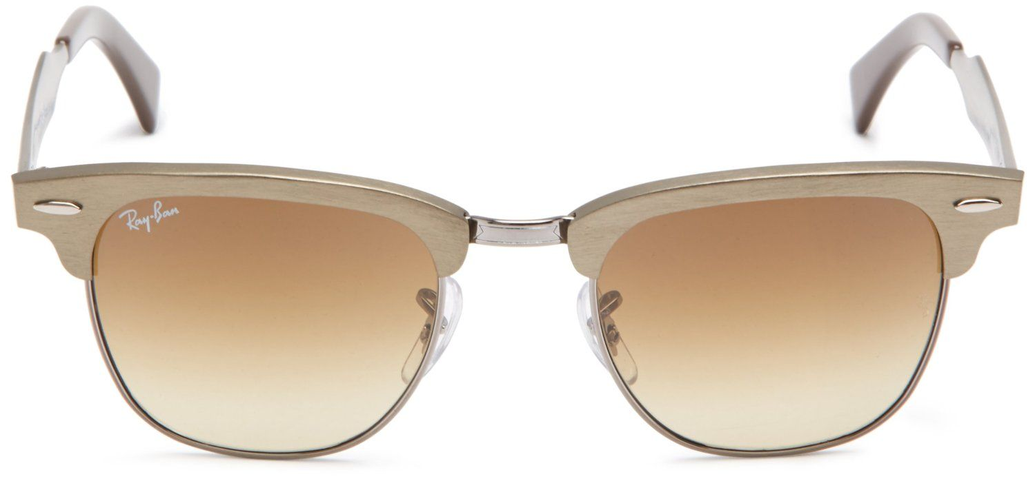 d7008e6cdb ... netherlands ray ban 0rb3507 139 8549 non polarized clubmaster  sunglassesbrushed bronze49 mm ray ban clothing 7f867