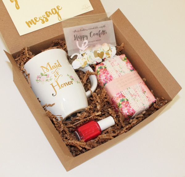 Wedding Party Gift Ideas For Bridesmaids: 'ask Your Bridesmaids' Is Creating Carefully Curated Gift