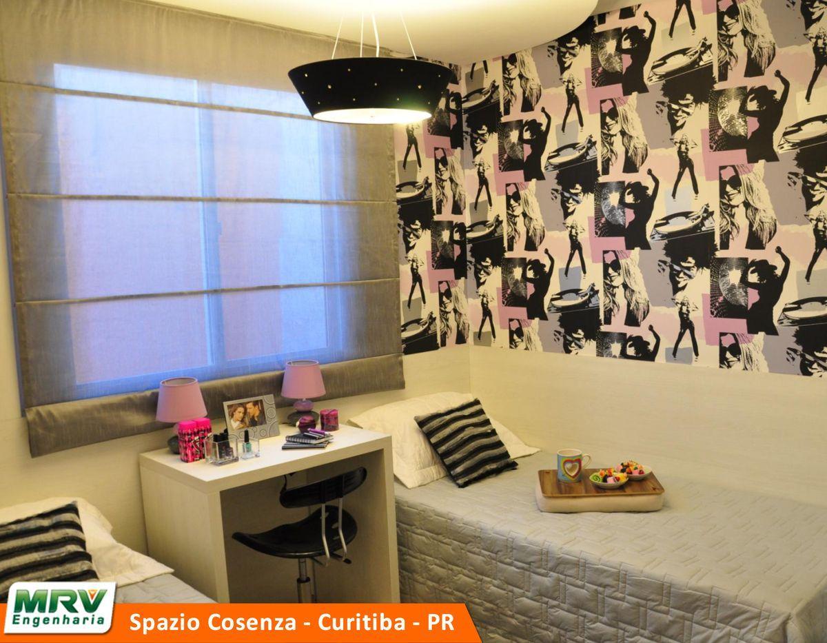 Decoracao Apartamento Pequeno Planejado 45m Mrv 15 Jpg 1200 933  -> Papel De Parede Sala Mrv