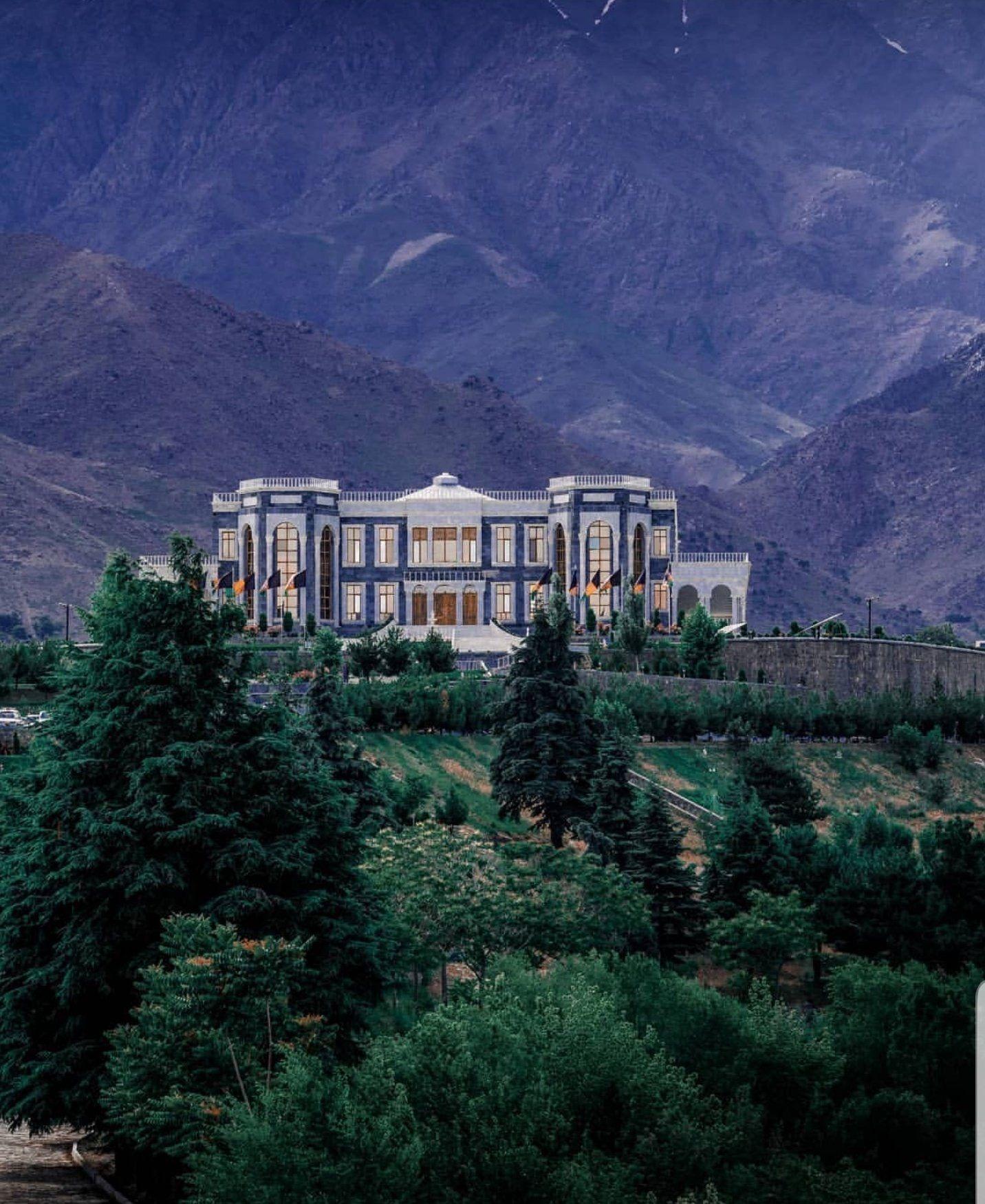 Paghman Valley Kabul Afghanistan House Styles Afghanistan Kabul