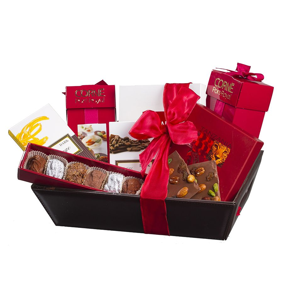 Ultimate Chocolate Hamper Chocolate Hampers Luxury Gift Basket Chocolate
