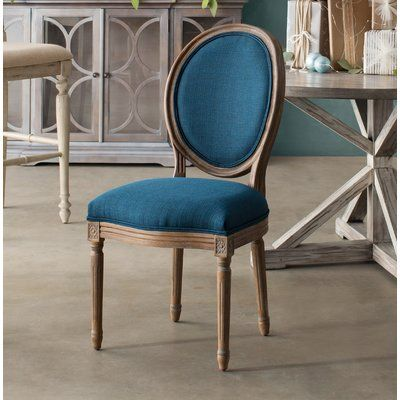 Ophelia & Co  Haleigh Oval Back Upholstered Dining Chair   Wayfair is part of Dining chair upholstery - Shop Wayfair for A Zillion Things Home across all styles and budgets  5,000 brands of furniture, lighting, cookware, and more  Free Shipping on most items