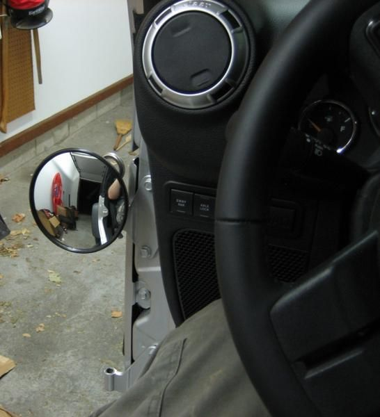 35 Quick Release Side Mirror Mod Jeep Wrangler Forum Jeep