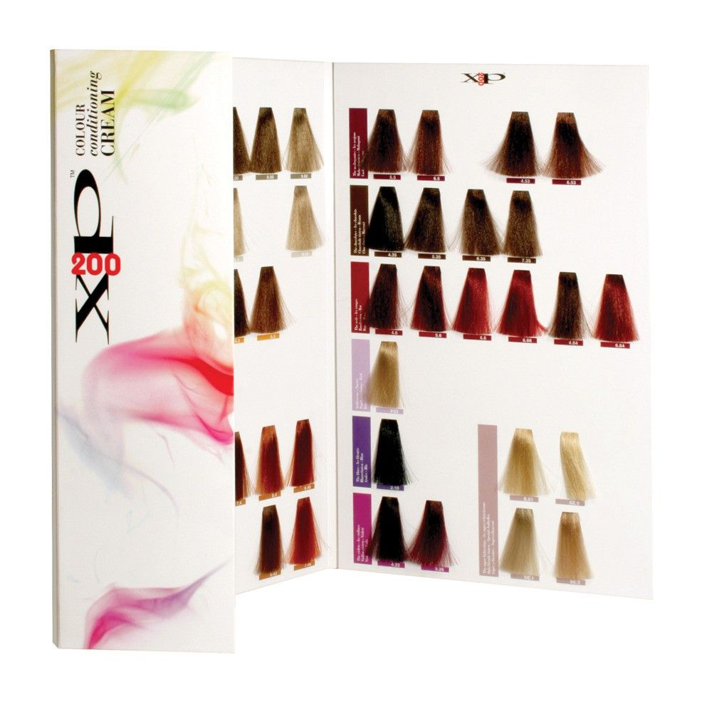 Xp200 colour chart colour chart and hair coloring hair coloring nvjuhfo Choice Image
