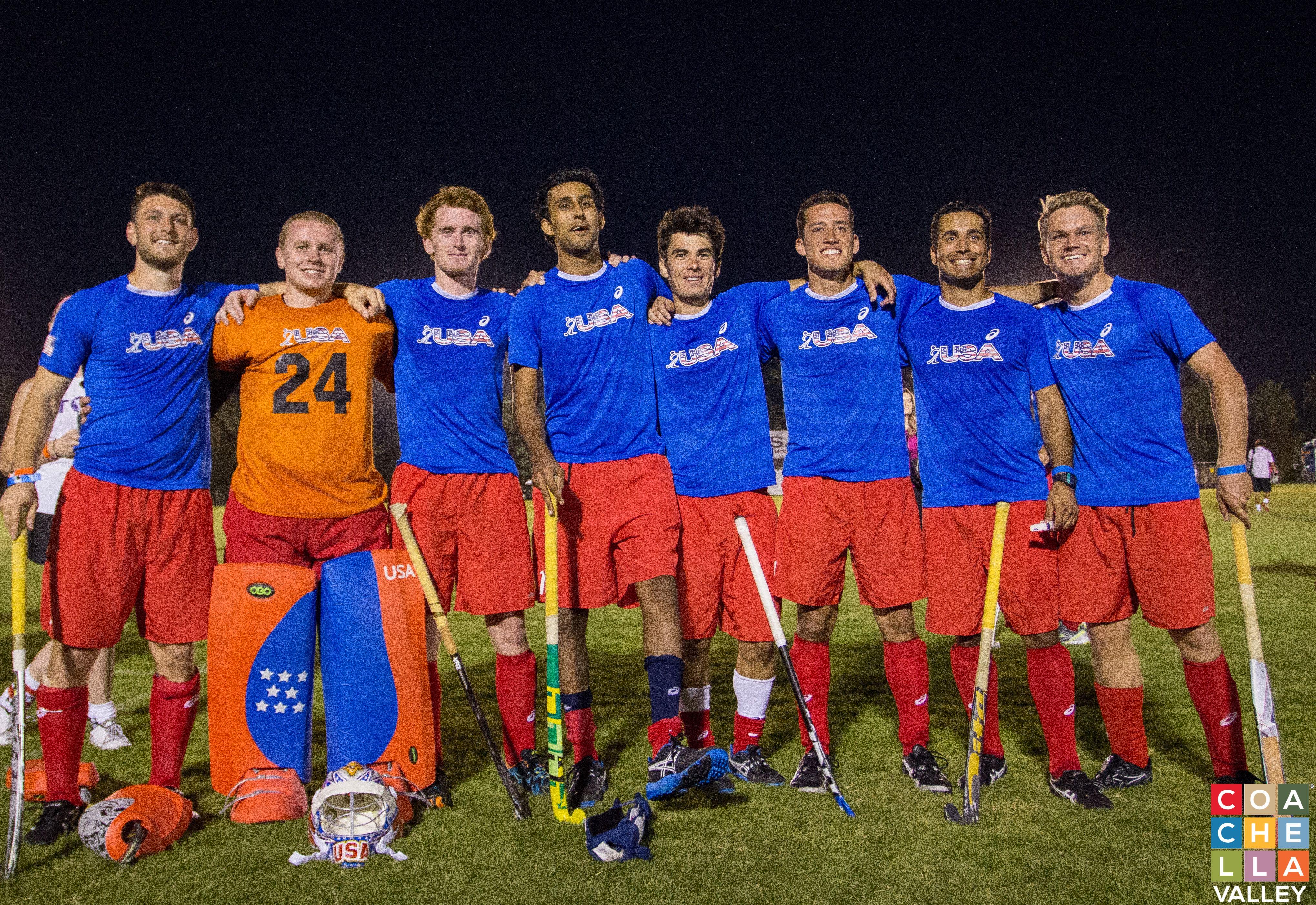 Men S Team Usa Field Hockey Team Usa Field Hockey Soccer Field