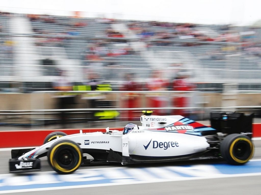 Bottas delighted at his ninth podium