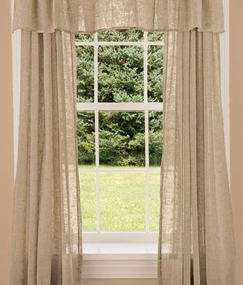Sheer Linen Panels From Country Curtains Wonderful Fabric Grey Would Be Nice Great Look For Today