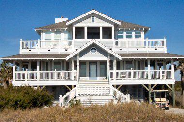 bald head island seabreeze rentals specializes in beach house rh pinterest com beach houses for sale bald head island nc