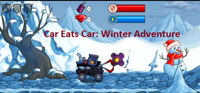 Car Eats Car Winter Adventure Winter adventure