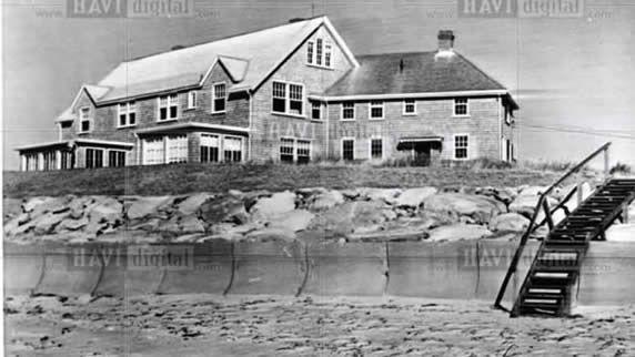 Brambletyde Squaw Island Hyannis Port Massachusetts