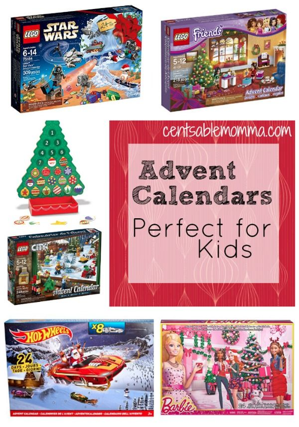 Best Kids Advent Calendars 2018 Advent For Kids Advent