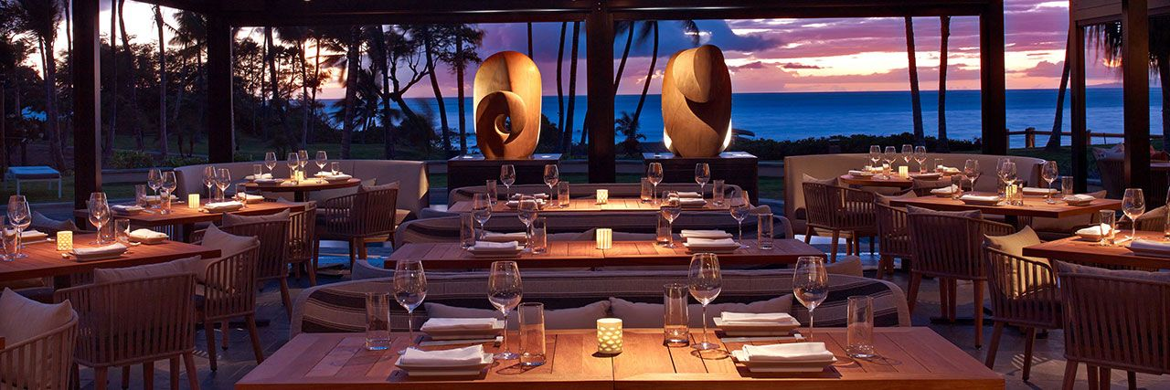 Good Savor The Rich, Fresh Flavors Of The Islands And Cap Off Your Night With An  Artisan Cocktail At The Wailea Restaurants At Our Resort.