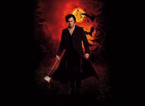 Abraham Lincoln: Vampire Hunter Photo: Tagless Wallpaper
