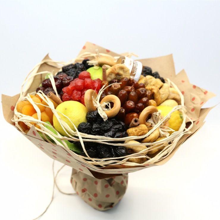 (85) Gallery.ru / Фото #105 - Букеты из фруктов ...