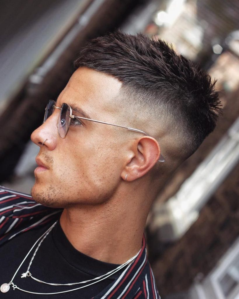 French Crop Fade 2019 My Style Hair Cuts Hair Styles és Hair