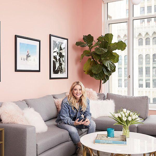 Inside Ashley Benson's Modern Feminine NYC Apartment